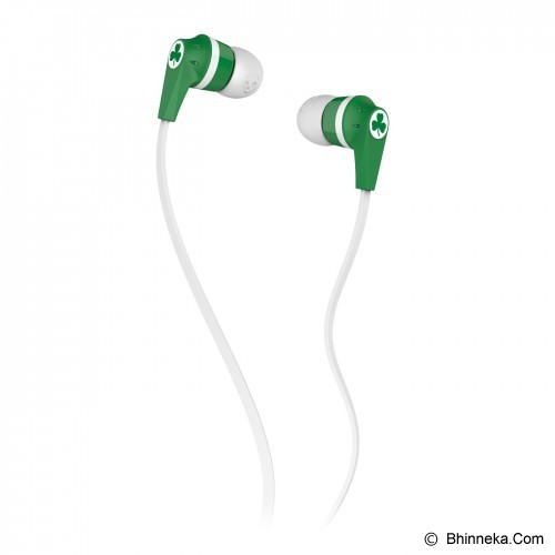 SKULLCANDY Ink'D 2.0 In-Ear [S2IKDZ-165] - Celtics - Earphone Ear Monitor / Iem